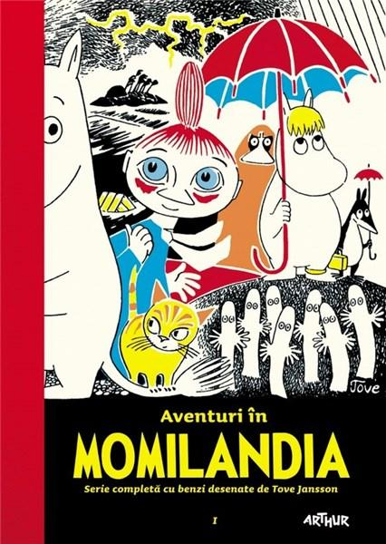 Aventuri in Momilandia vol. 1