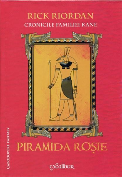 Piramida Rosie | Rick Riordan