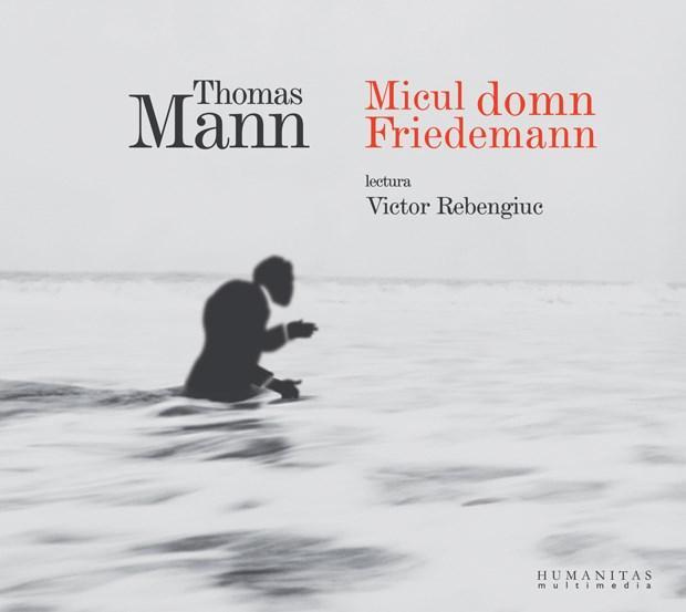 Micul Domn Friedemann - Audibook | Thomas Mann