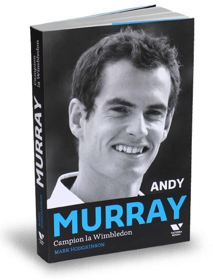 Andy Murray. Campion La Wimbledon | Mark Hodgkinson
