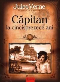 Capitan la cincisprezece ani | Jules Verne
