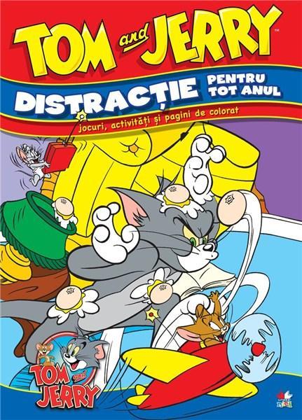 Tom & Jerry. Distractie Pentru Tot Anul |