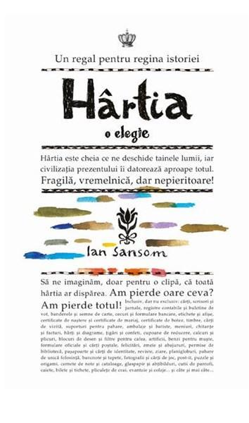 Hartia - O elegie Ed. a II-a