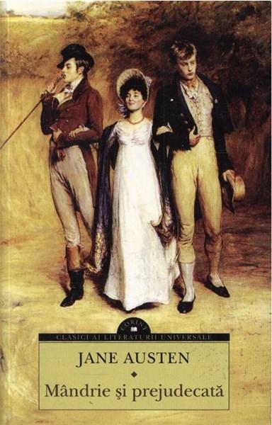 Imagine Mandrie Si Prejudecata Ed - 2014 - Jane Austen