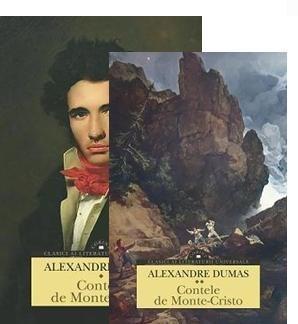 Contele de Monte-Cristo ( 2 volume) | Alexandre Dumas