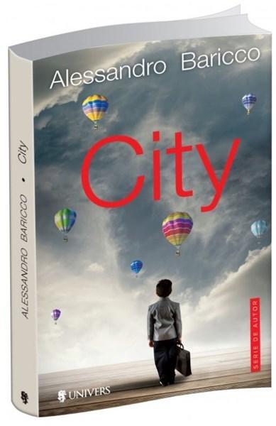 City   Alessandro Baricco