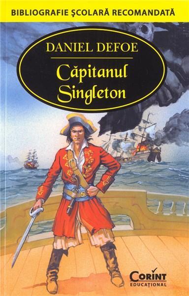 Capitanul Singleton | Daniel Defoe