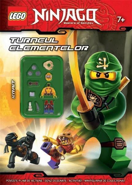 Lego Ninjago: Turneul elementelor |
