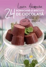 24 Bomboane si biscuiti de ciocolata delicioase si usor de preparat