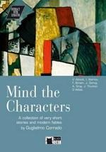 Mind The Characters (with Audio CD)
