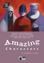 Amazing Characters (with Audio CD)