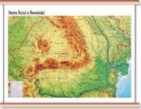 Harta Fizica A Romaniei |
