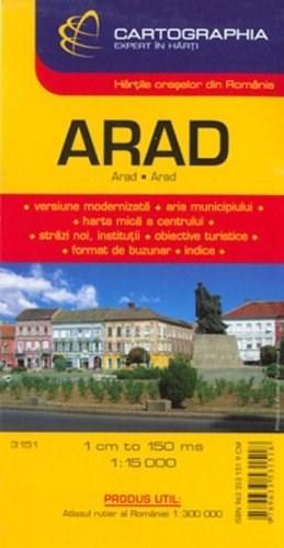 Harta Arad