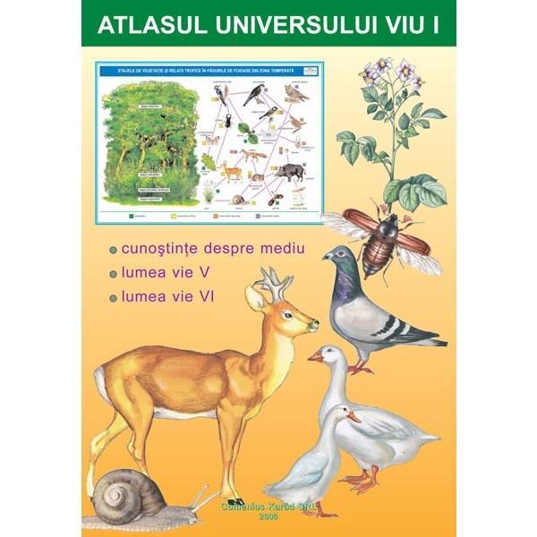 Atlasul Universului Viu (volumul 1)  