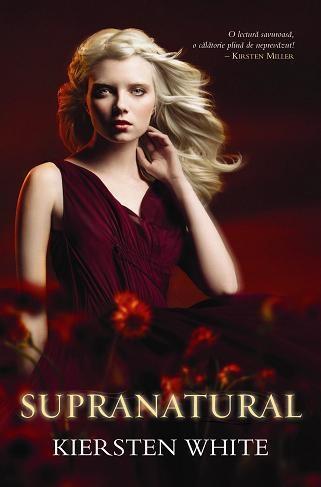 Supranatural (Paranormal, vol. 2) | Kiersten White