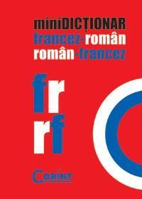 Minidictionar francez-roman, roman-francez |