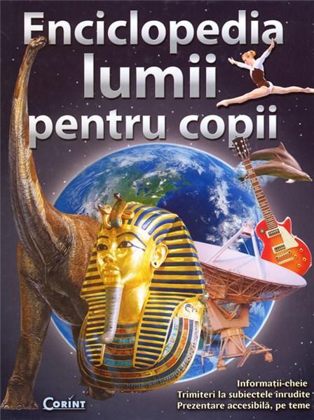Enciclopedia Lumii Pentru Copii |