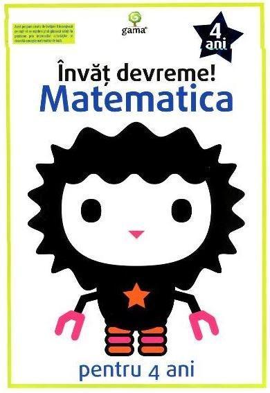 Invat Devreme! Matematica Pentru 4 Ani |