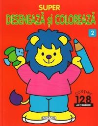Super Deseneaza si Coloreaza 2
