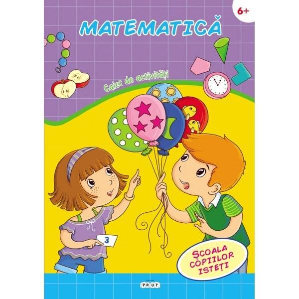 Matematica - Caiet de activitati