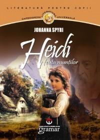 Heidi, fetita muntilor | Johanna Spyri