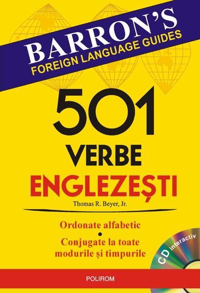 501 Verbe Englezesti | Thomas R. Beyer