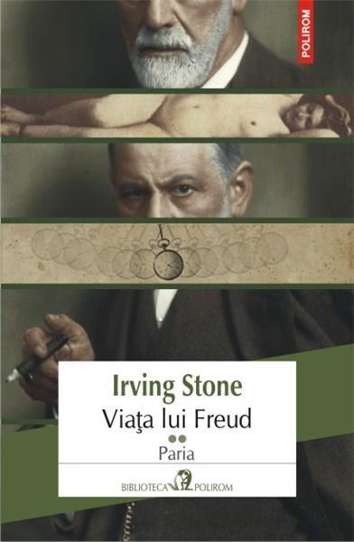 Imagine Viata Lui Freud - Vol Ii: Paria - Irving Stone