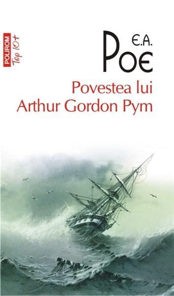 Imagine Povestea Lui Arthur Gordon Pym (top 10) - Edgar Allan Poe
