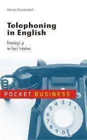 Telephoning in english. Intelegi si te faci inteles