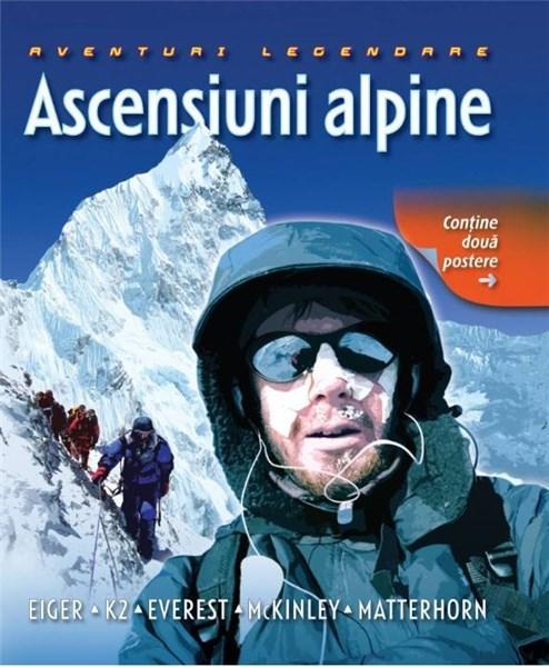 Imagine Ascensiuni Alpine - John Cleare