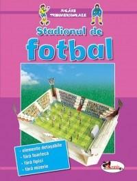 Jucarii Tridimensionale - Stadionul De Fotbal |