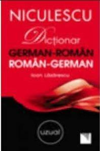 Dictionar german-roman/roman-german