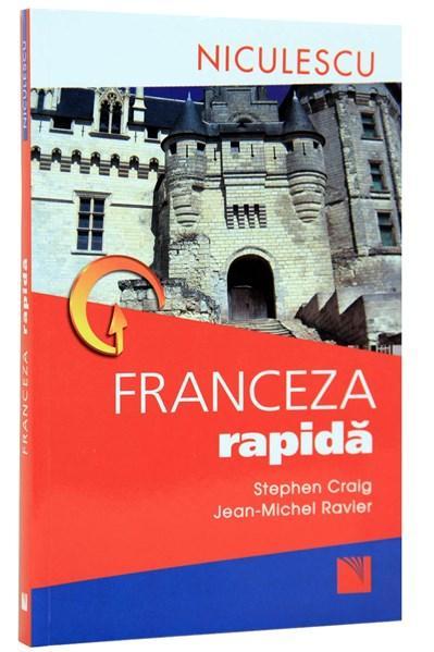 Imagine Franceza Rapida - Jean-michael Ravier, Stephen Craig