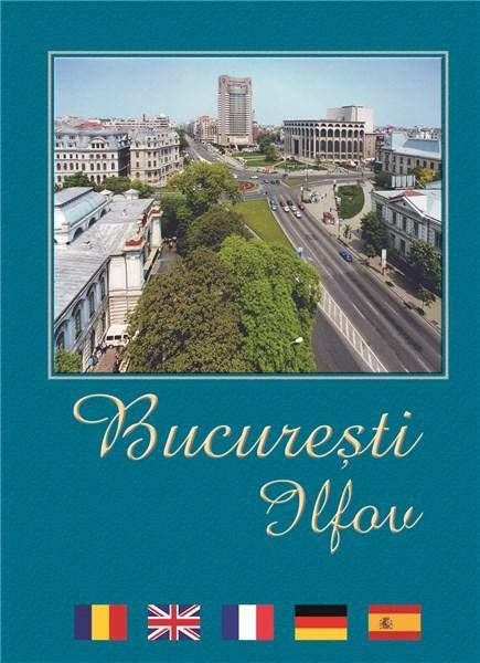 CD - Carte Bucuresti - Ilfov