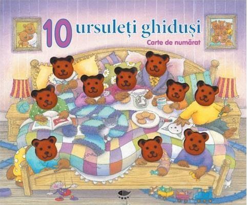 10 Ursuleti Ghidusi