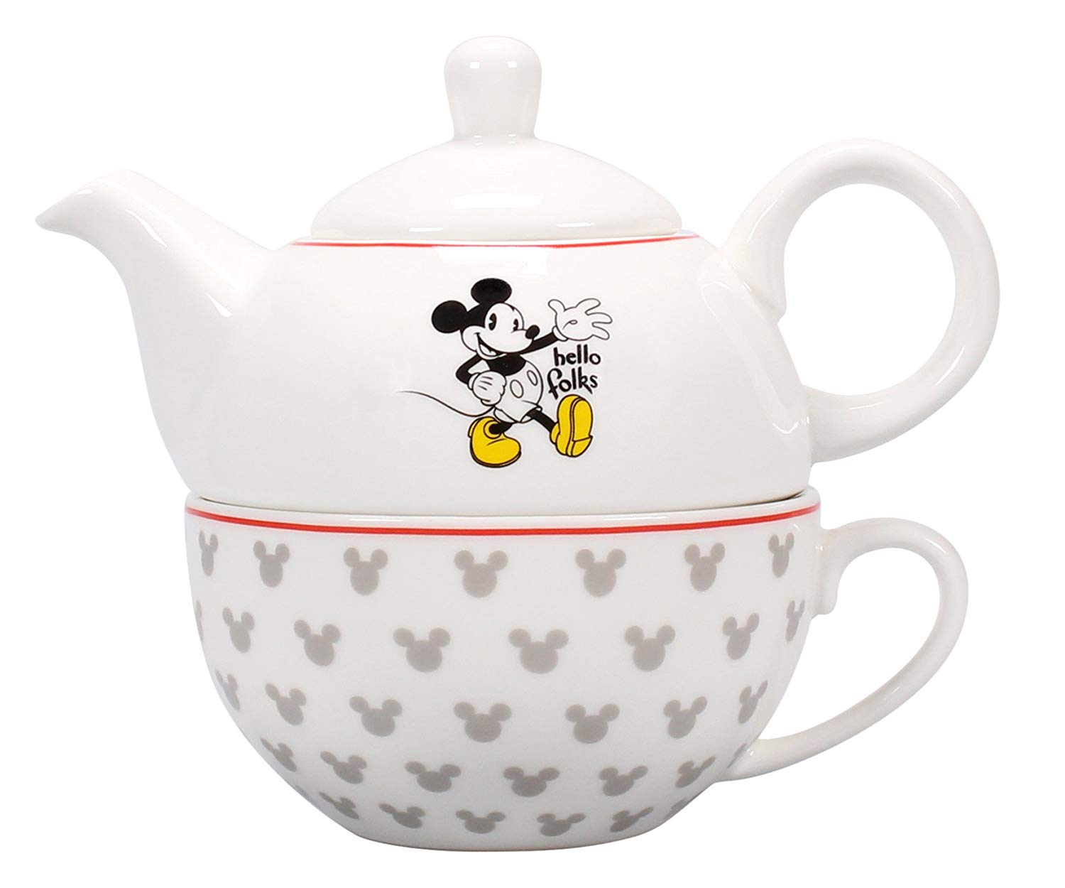 Tea for one - Mickey Mouse