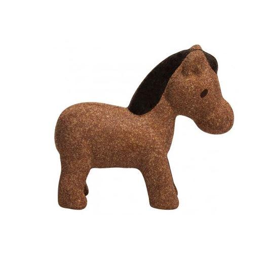 Figurina - Horse | Plan Toys image0