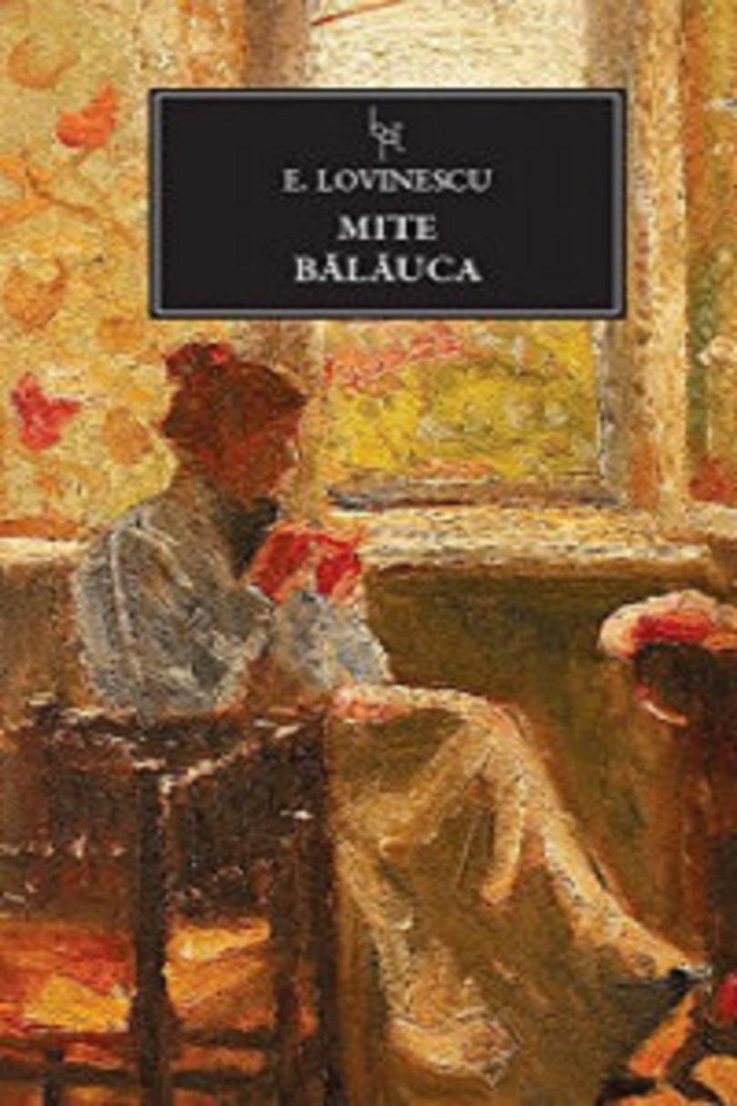 Mite Balauca | Eugen Lovinescu