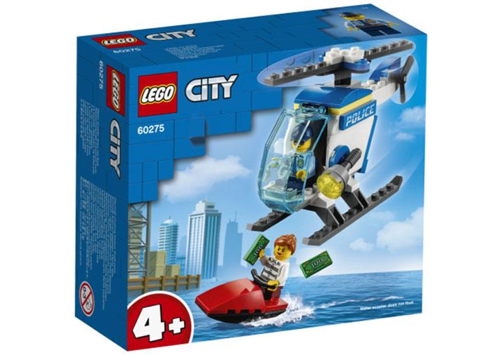 LEGO City - Elicopter de politie (60275) | LEGO