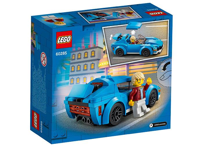 LEGO City - Sports Car (60285)   LEGO - 2