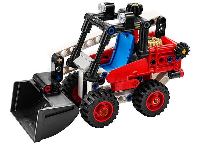 LEGO Technic - Skid Steer Loader (42116)   LEGO - 3