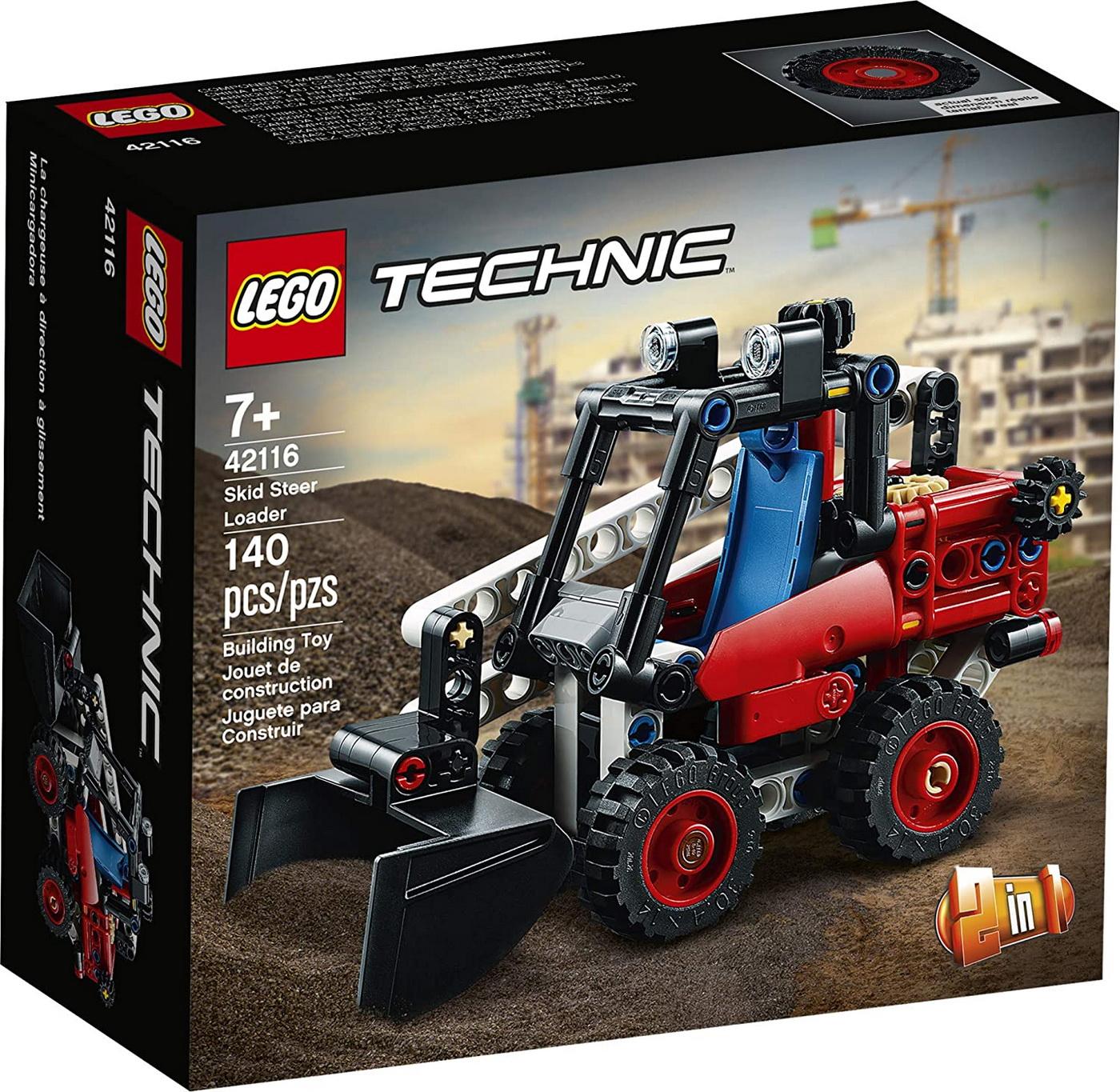 LEGO Technic - Skid Steer Loader (42116)   LEGO - 1