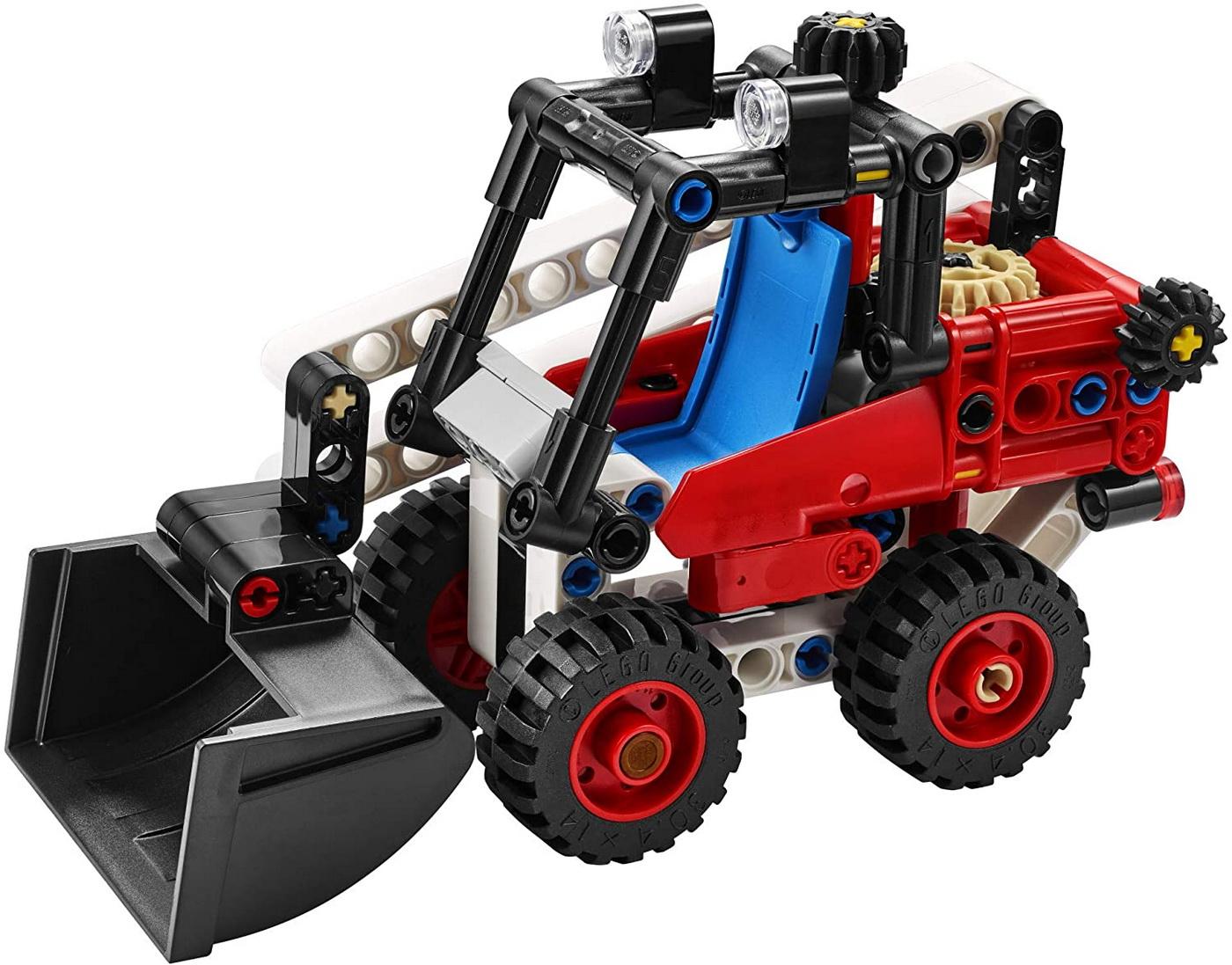 LEGO Technic - Skid Steer Loader (42116)   LEGO - 5