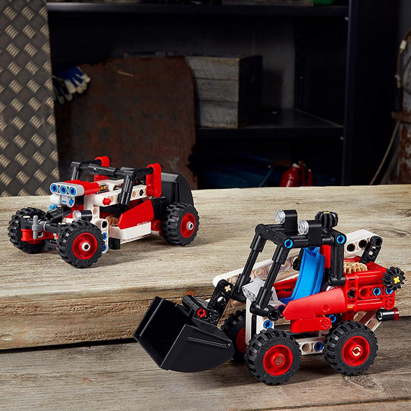 LEGO Technic - Skid Steer Loader (42116)   LEGO - 10