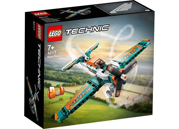 LEGO Technic - Race Plane (42117) | LEGO