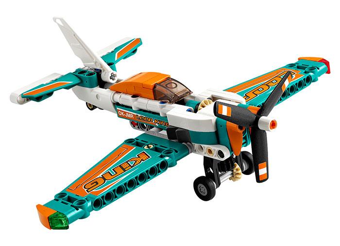 LEGO Technic - Race Plane (42117)   LEGO - 1