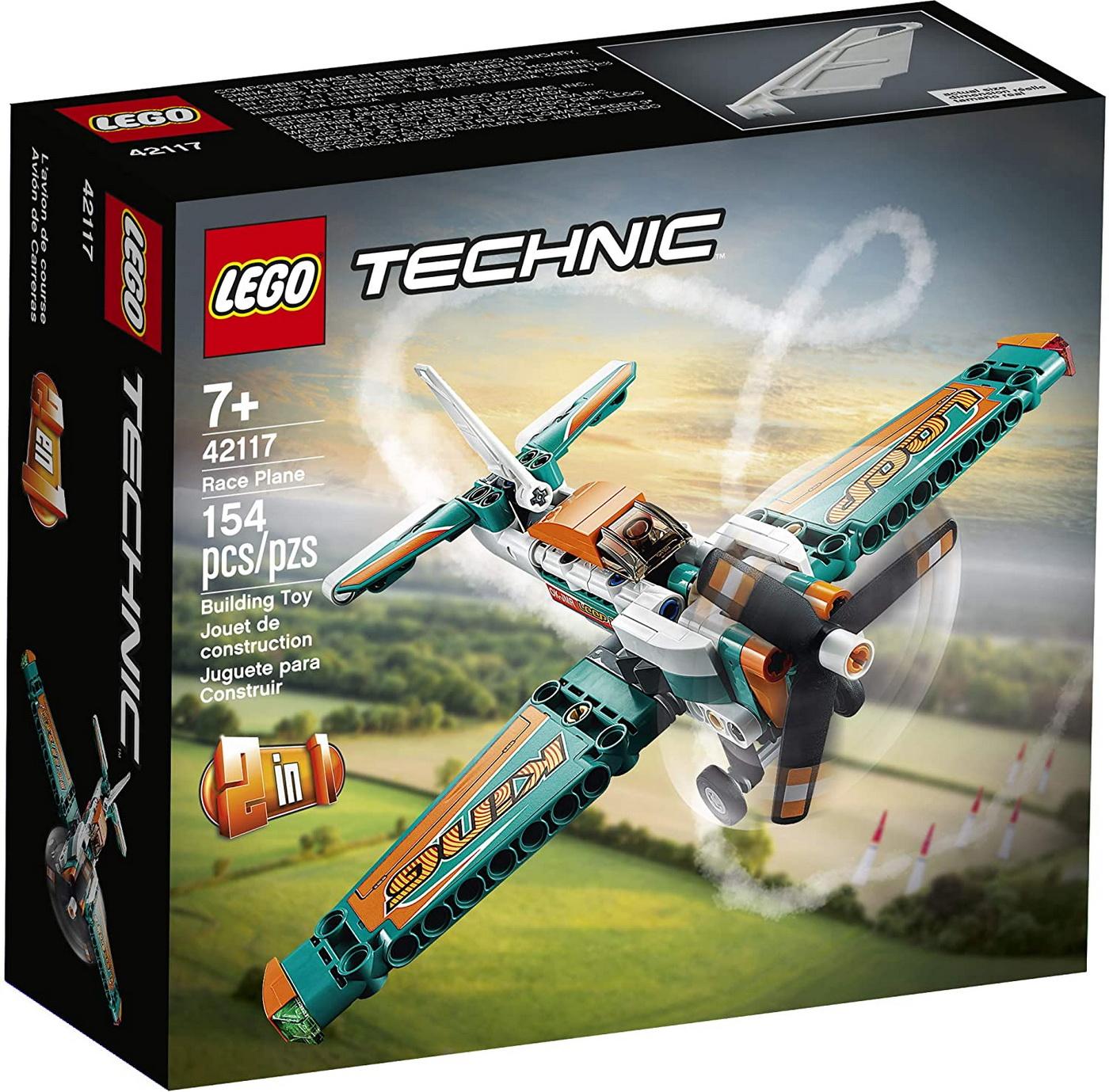 LEGO Technic - Race Plane (42117)   LEGO - 5