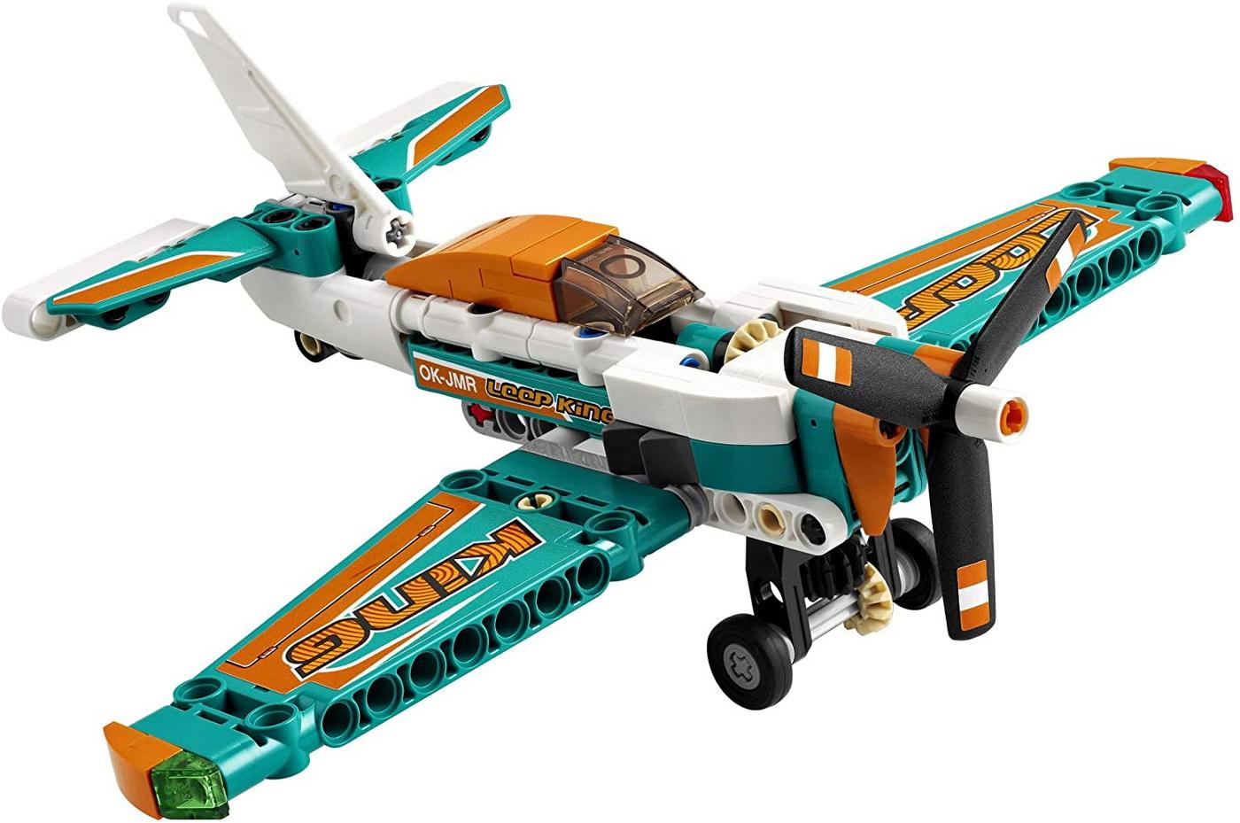LEGO Technic - Race Plane (42117)   LEGO - 6