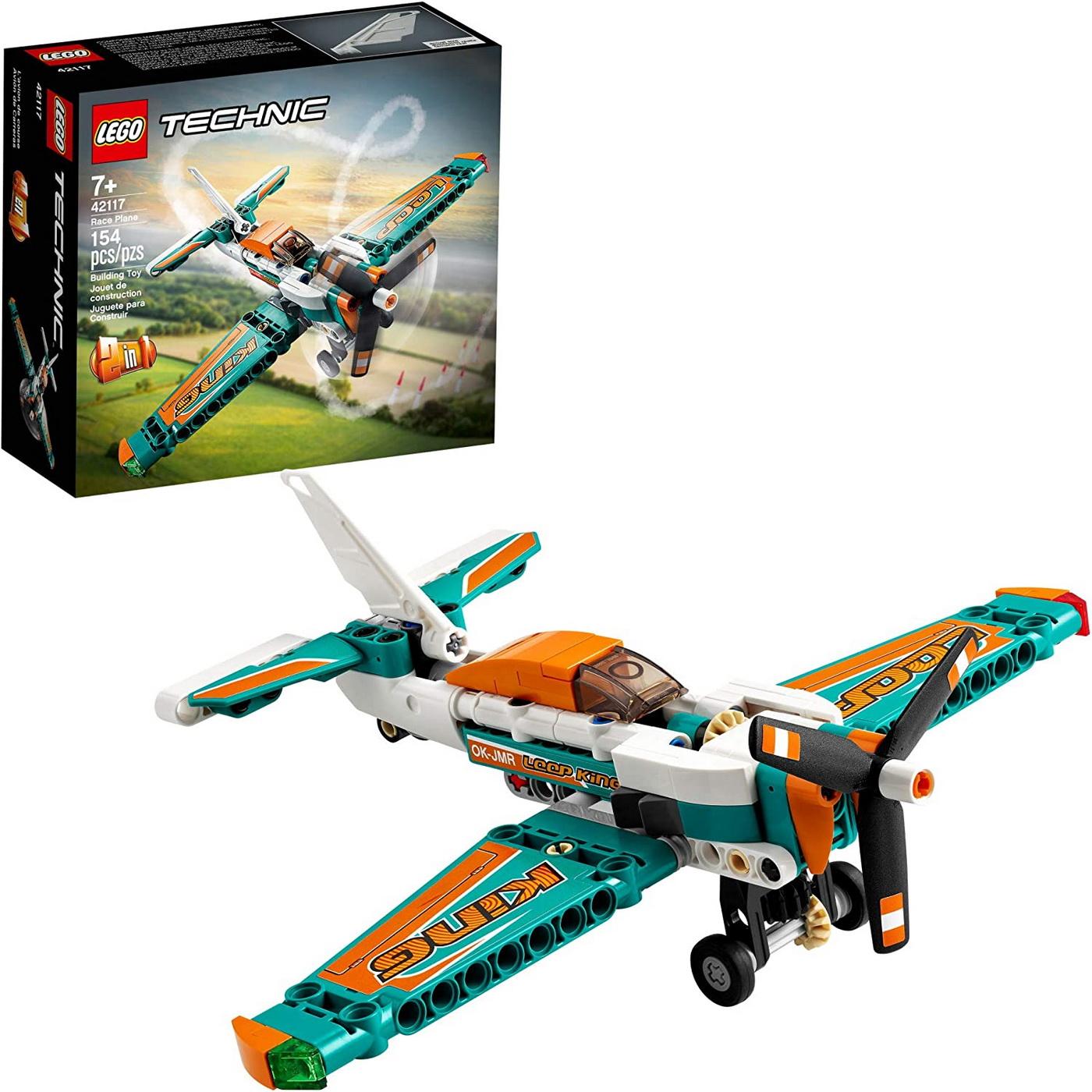 LEGO Technic - Race Plane (42117)   LEGO - 9
