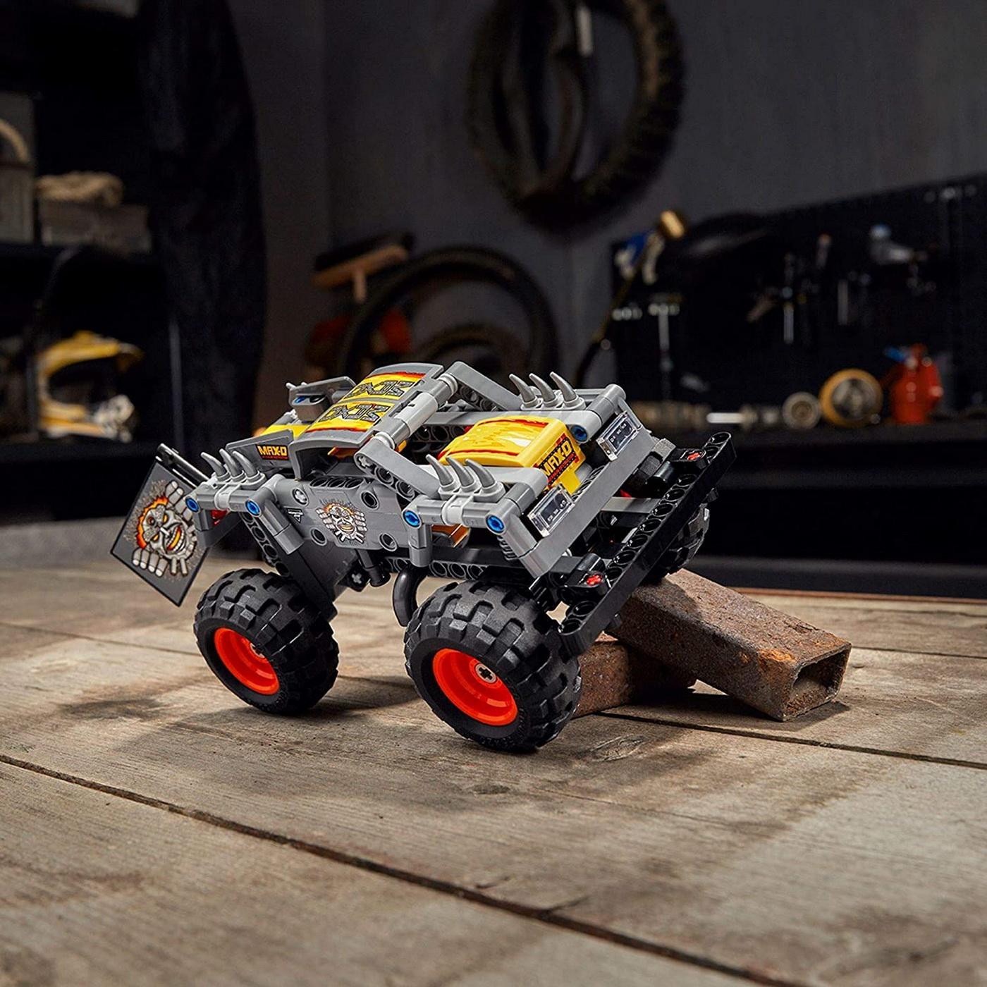 LEGO Technic - Monster Jam Max-D (42119)   LEGO - 14